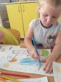 Работы юных художников