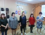 В детском саду прошел семинар-практикум «Психологическое самочувствие педагога»
